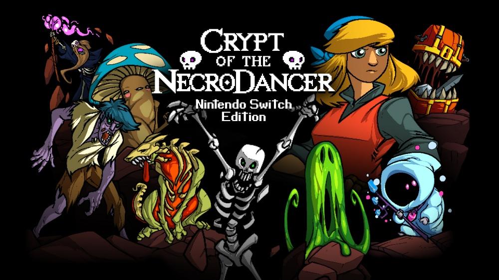 Crypt of the NecroDancer: Nintendo Switch Edition/Nintendo Switch/eShop  Download