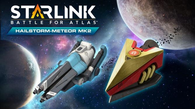 Starlink Battle For Atlas Hailstorm Meteor Mk2 Weapon Pack