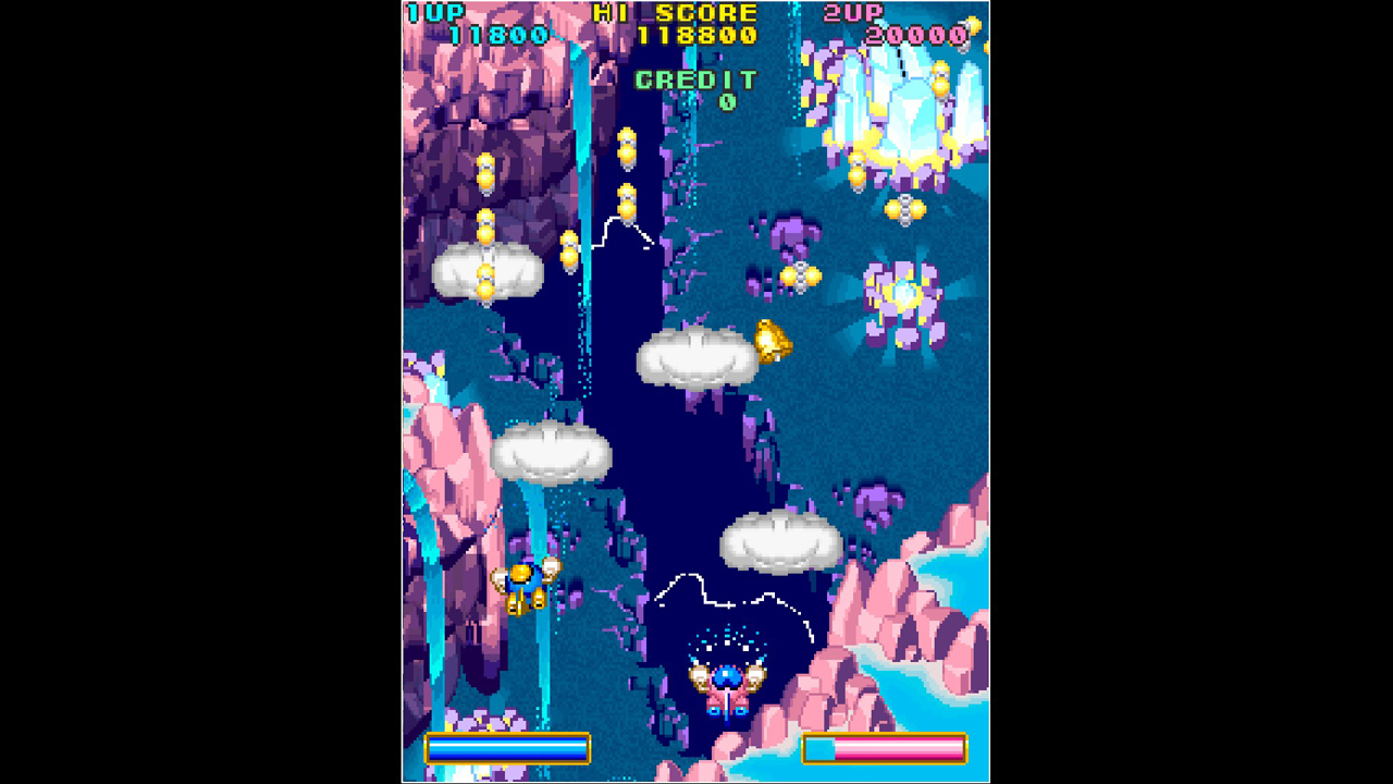 Arcade Archives Bells & Whistles