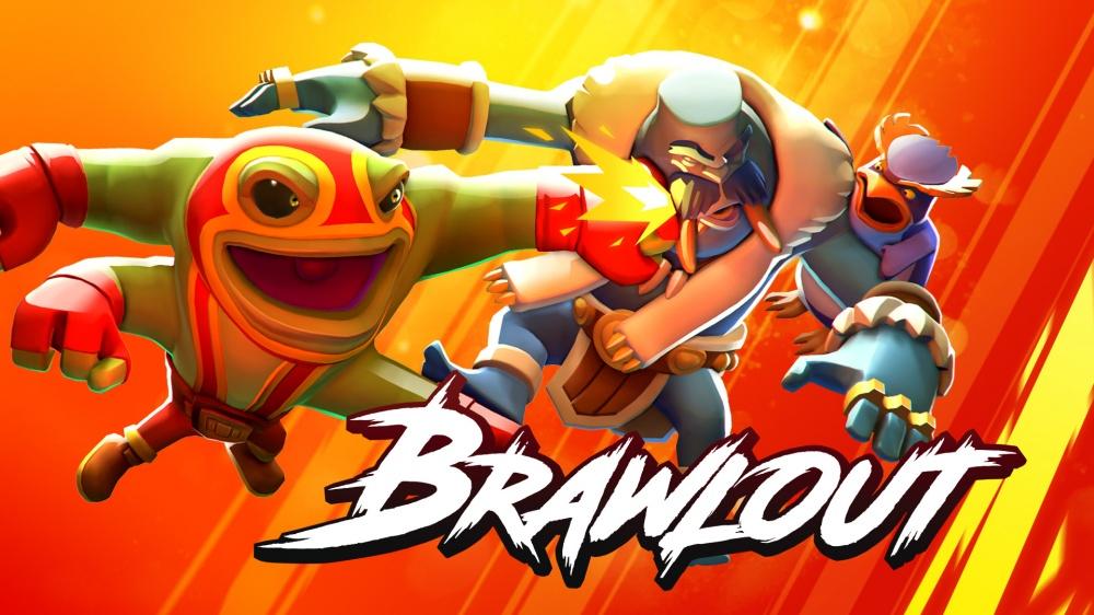 ニンテンドースイッチ:Brawlout
