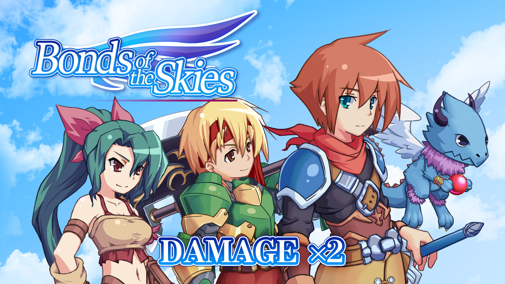 Damage x2 - Bonds of the Skies