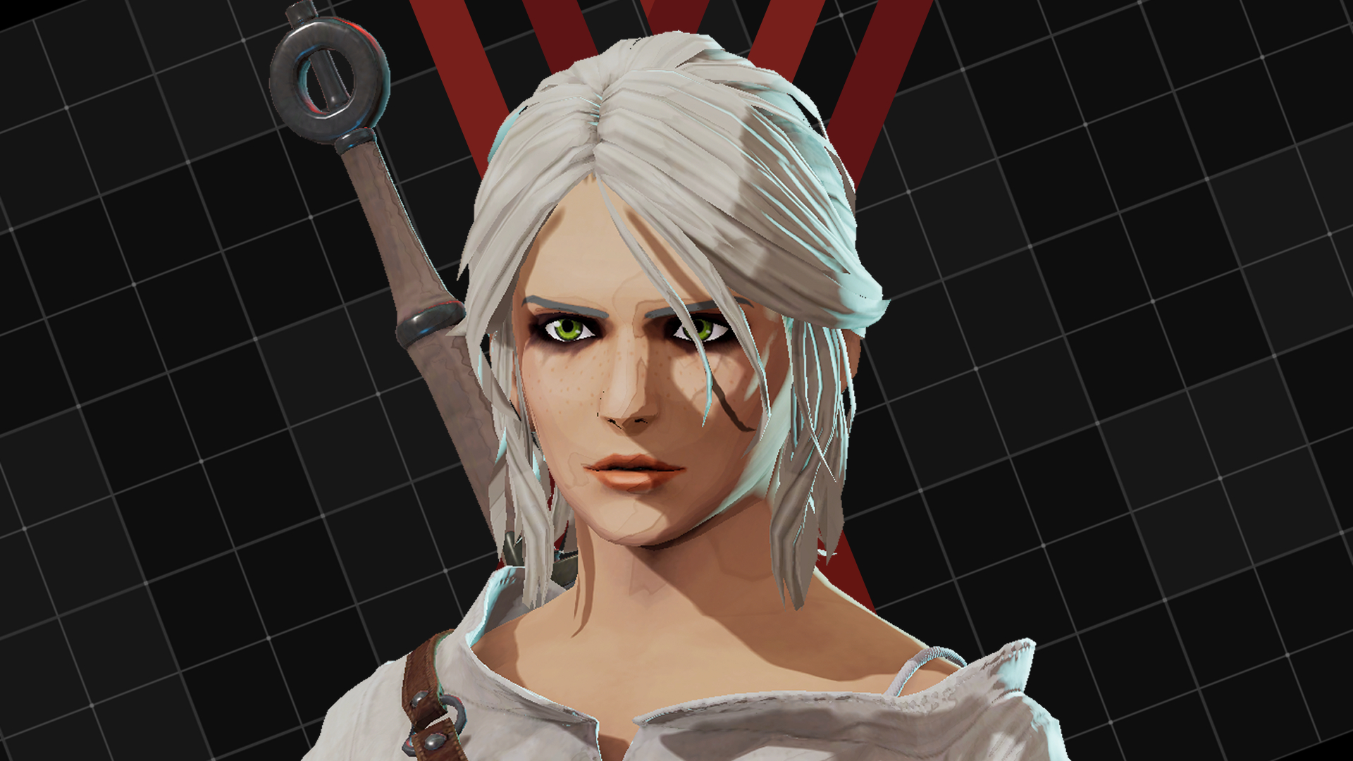 "Edit part for Outer ""Ciri's Skin"""