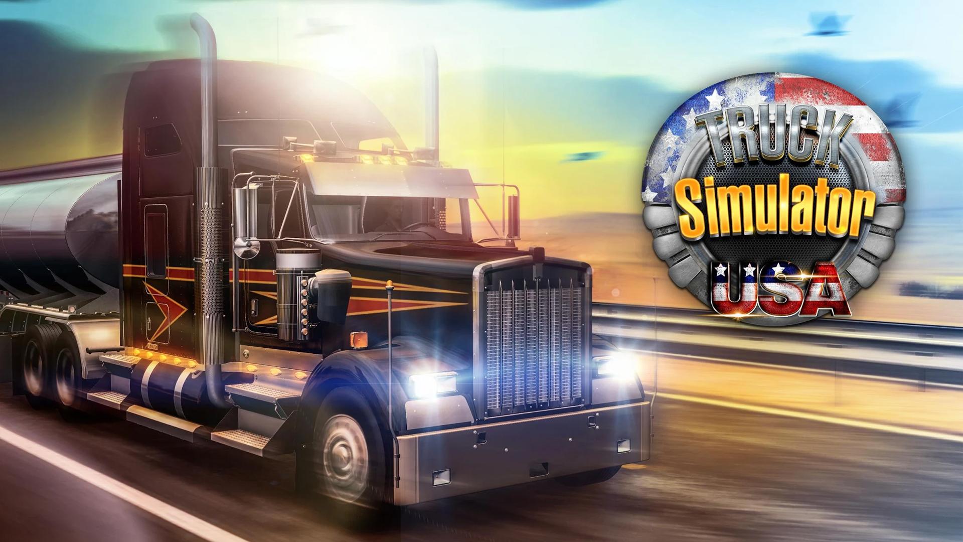 Truck Simulator Usa Nintendo Switch Eshop Download