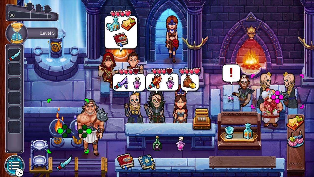 Barbarous: Tavern of Emyr
