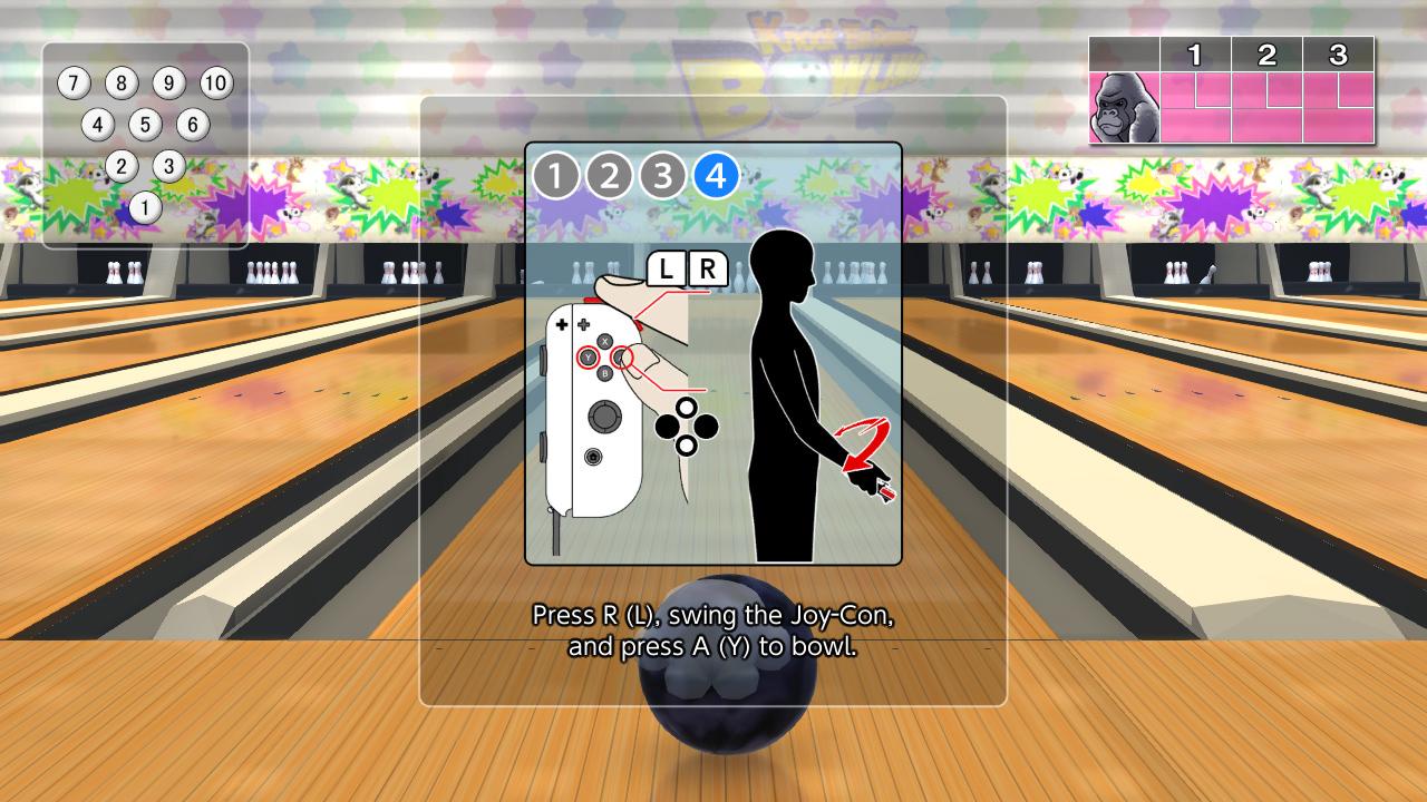 Knock 'Em Down! Bowling