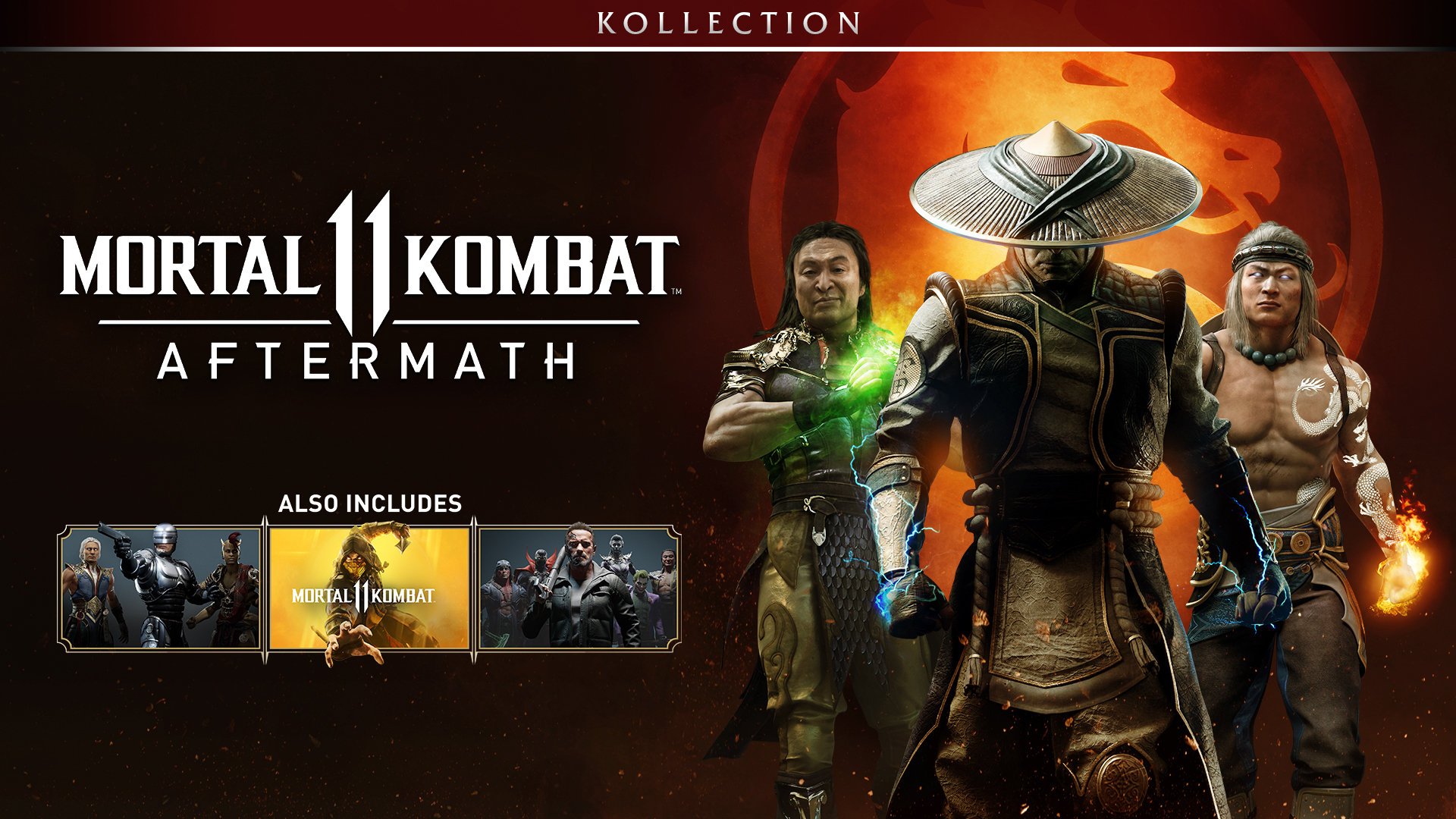 Mortal Kombat 11 Aftermath Kollection Nintendo Switch Nintendo