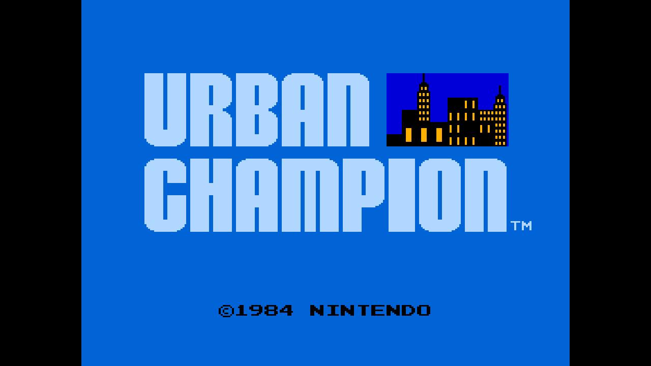 Arcade Archives URBAN CHAMPION