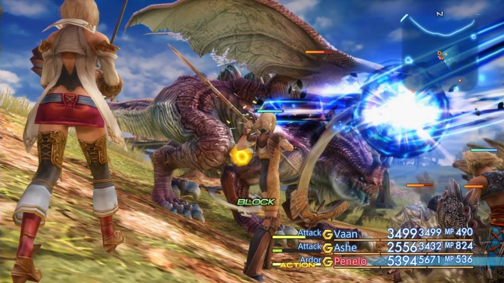 FINAL FANTASY XII THE ZODIAC AGE/Nintendo Switch/eShop Download