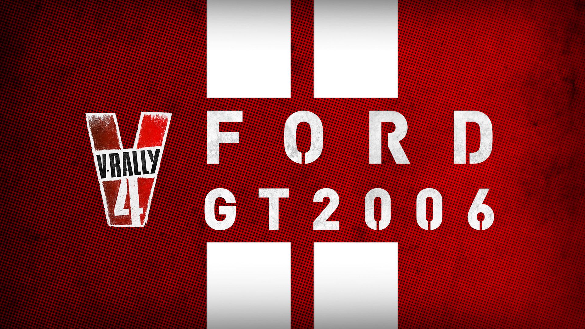 V-Rally 4 - Ford GT (2006)