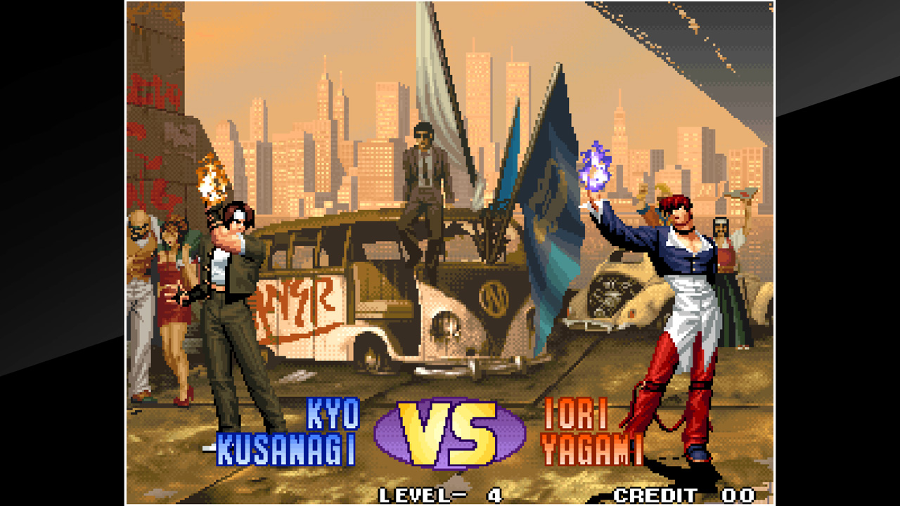 ACA NEOGEO THE KING OF FIGHTERS '98