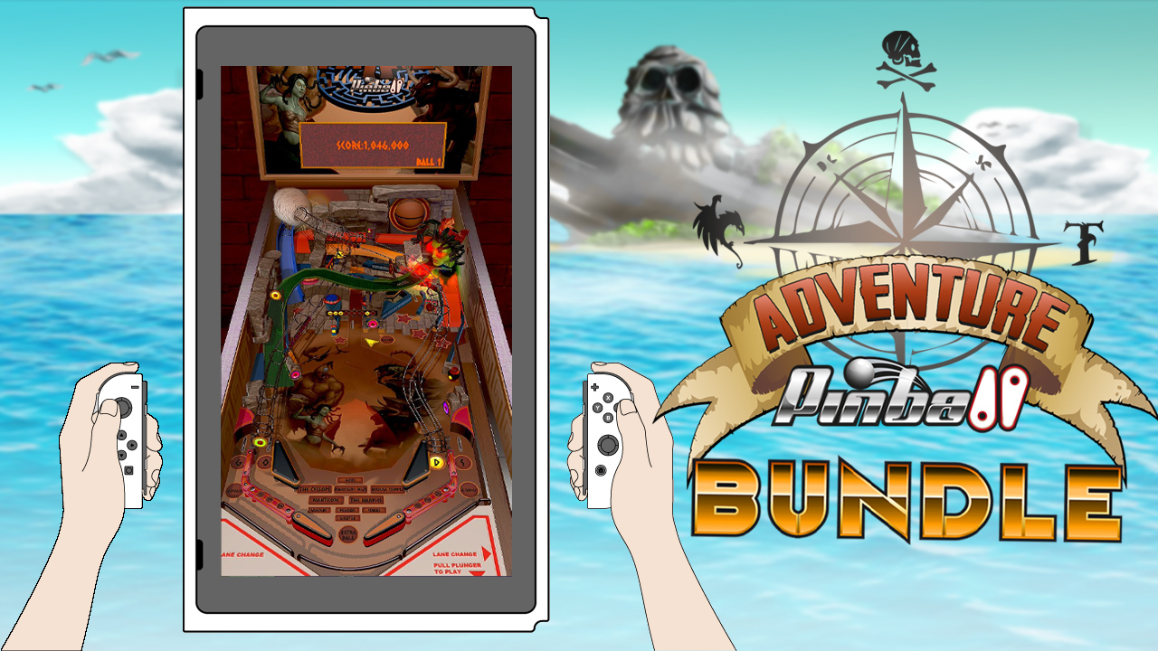 Adventure Pinball Bundle