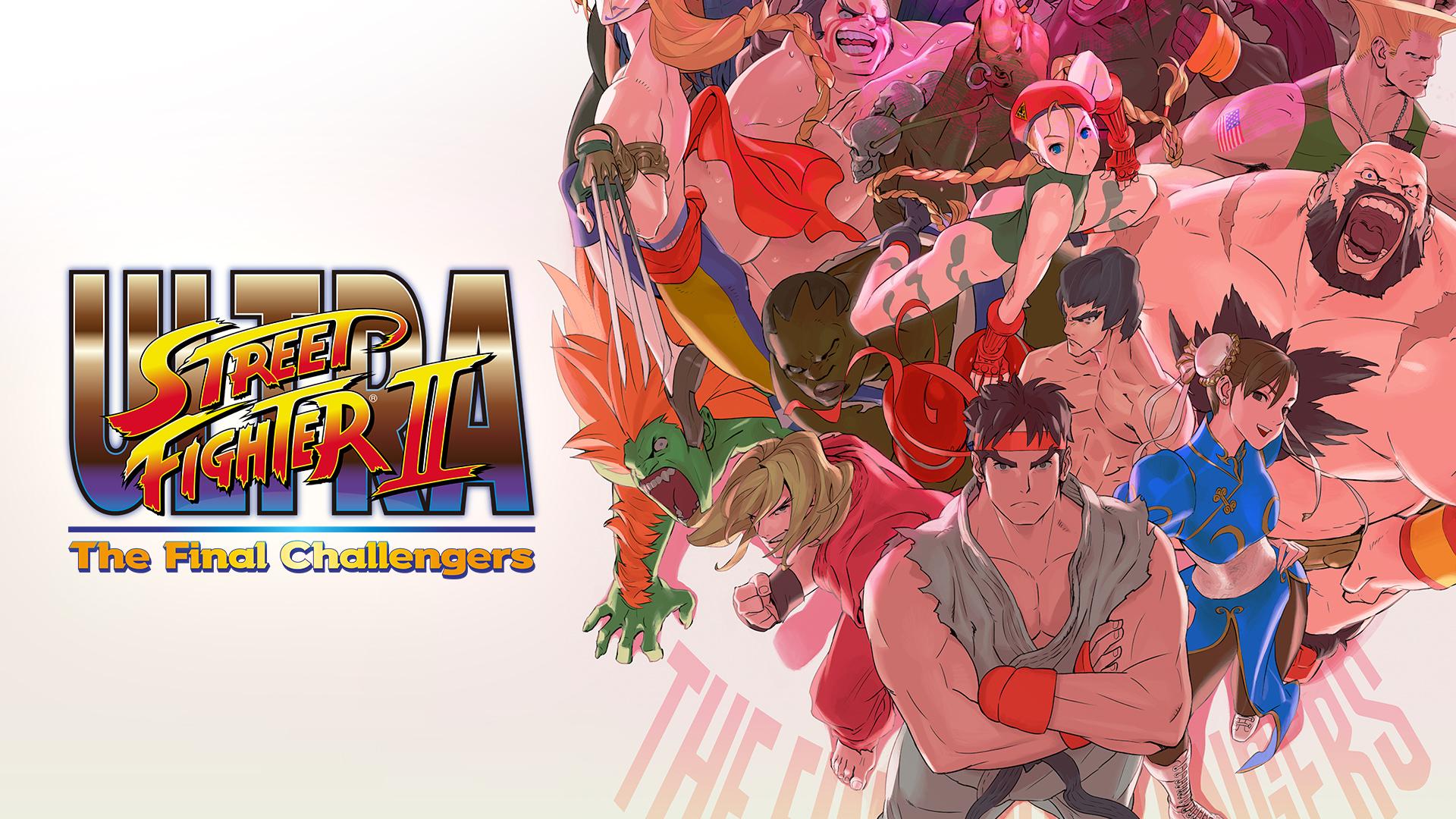 Ultra Street Fighter® II: The Final Challengers