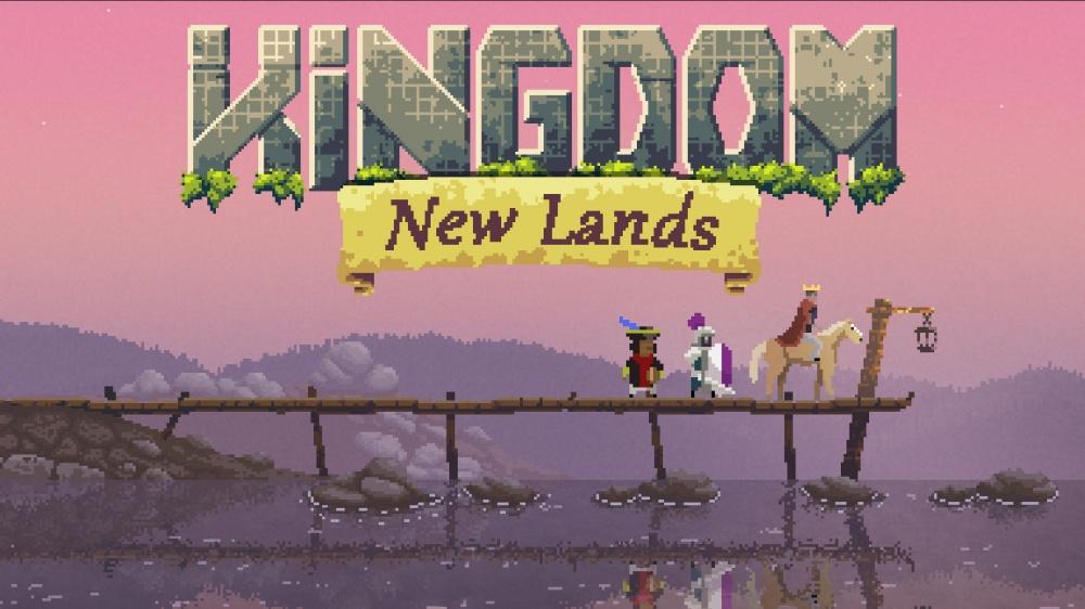ニンテンドースイッチ:Kingdom: New Lands