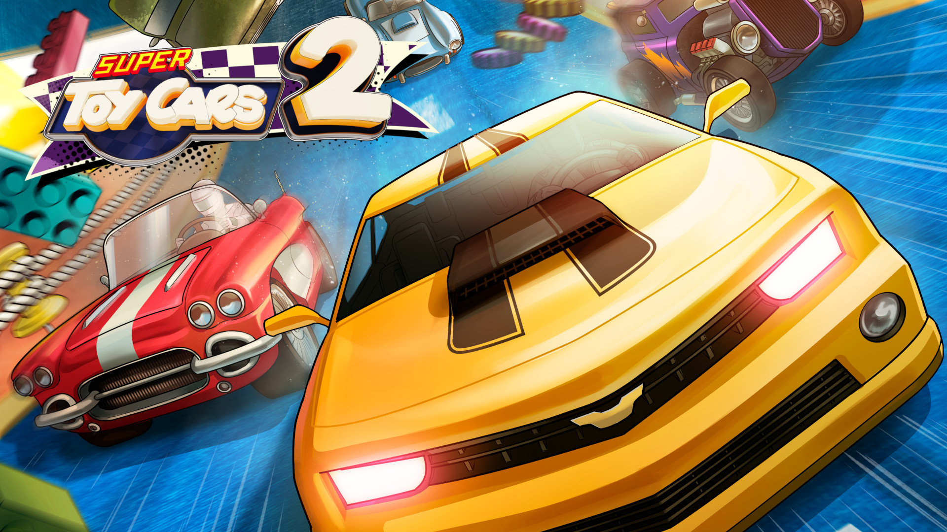 Super Toy Cars 2 Nintendo Switch Eshop Download