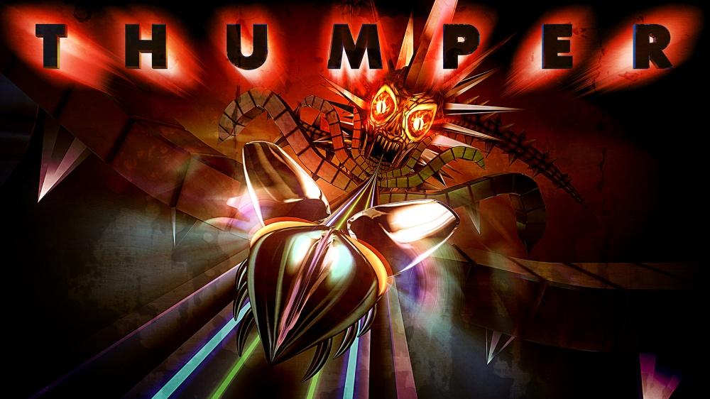 ニンテンドースイッチ:THUMPER リズム・バイオレンスゲーム