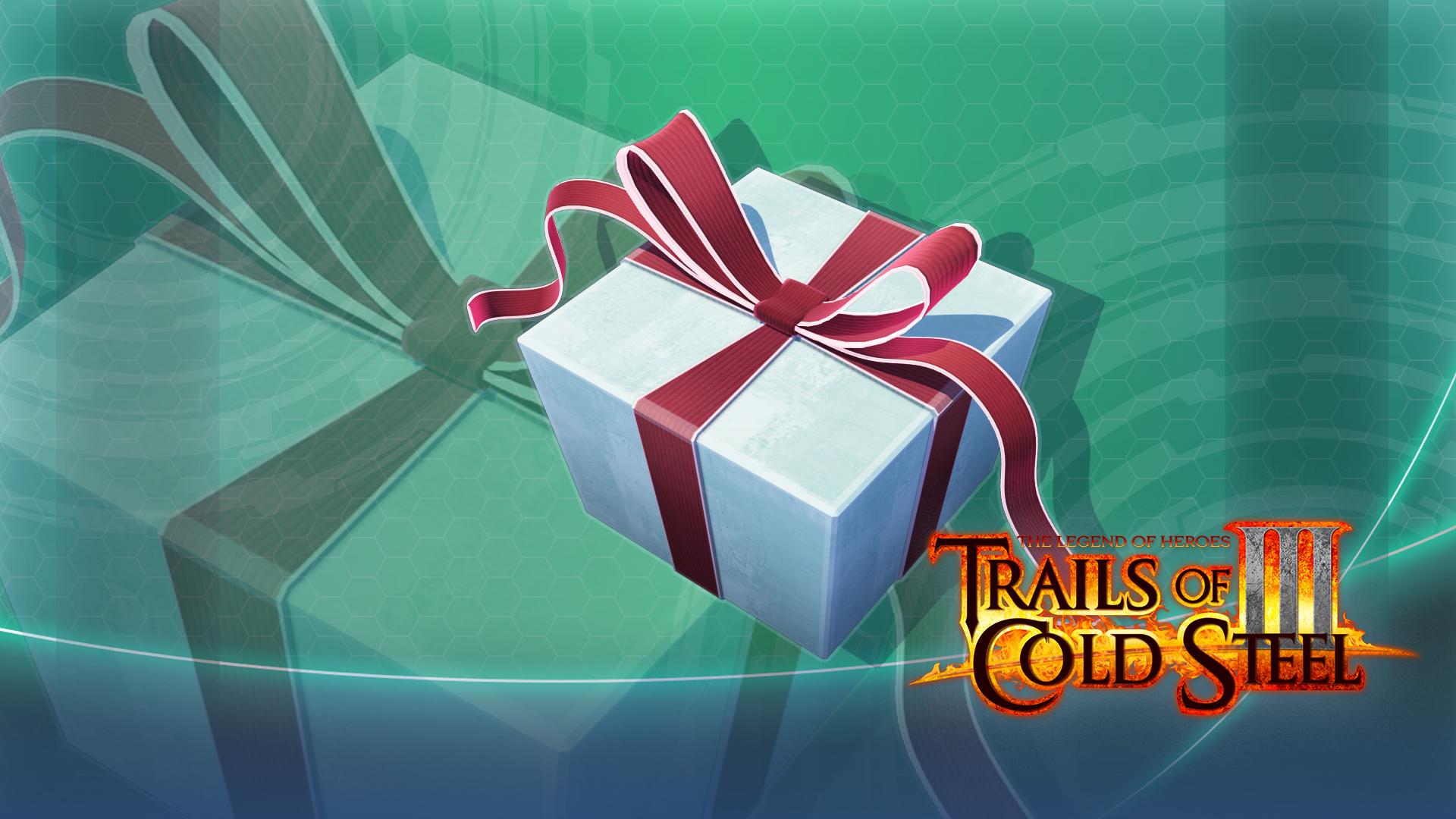 Trails of Cold Steel III: Free Sample Set B