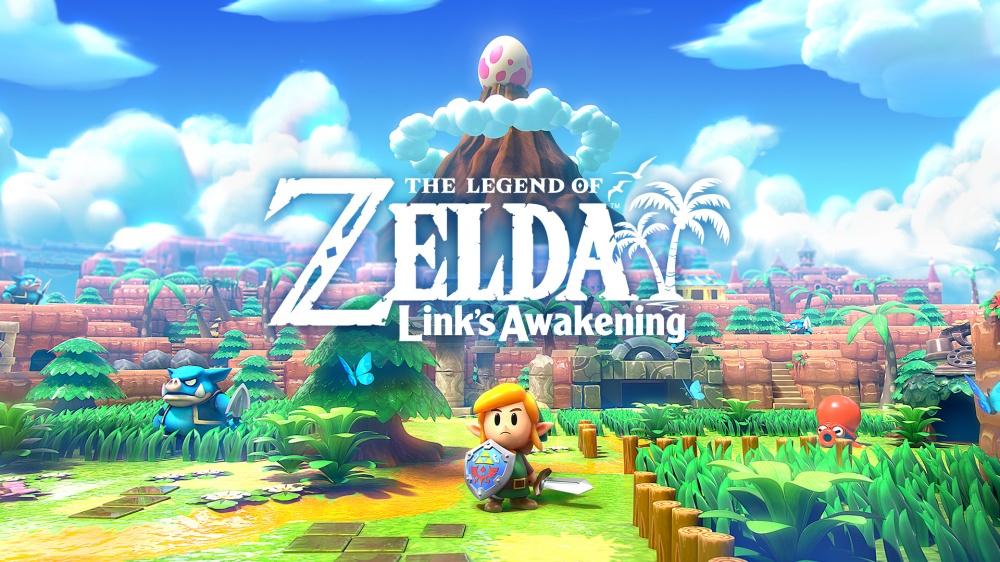 The Legend Of Zelda Link S Awakening Nintendo Switch Eshop Download