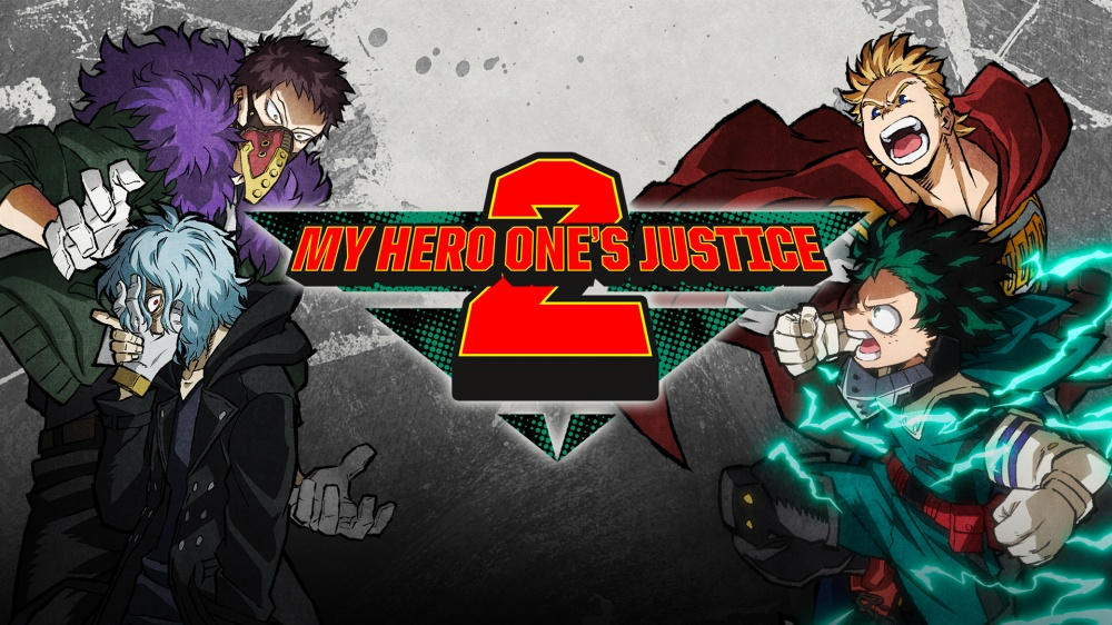Image result for my hero one's justice 2