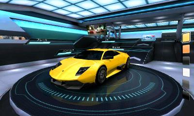 ASPHALT 3D:NITRO RACING