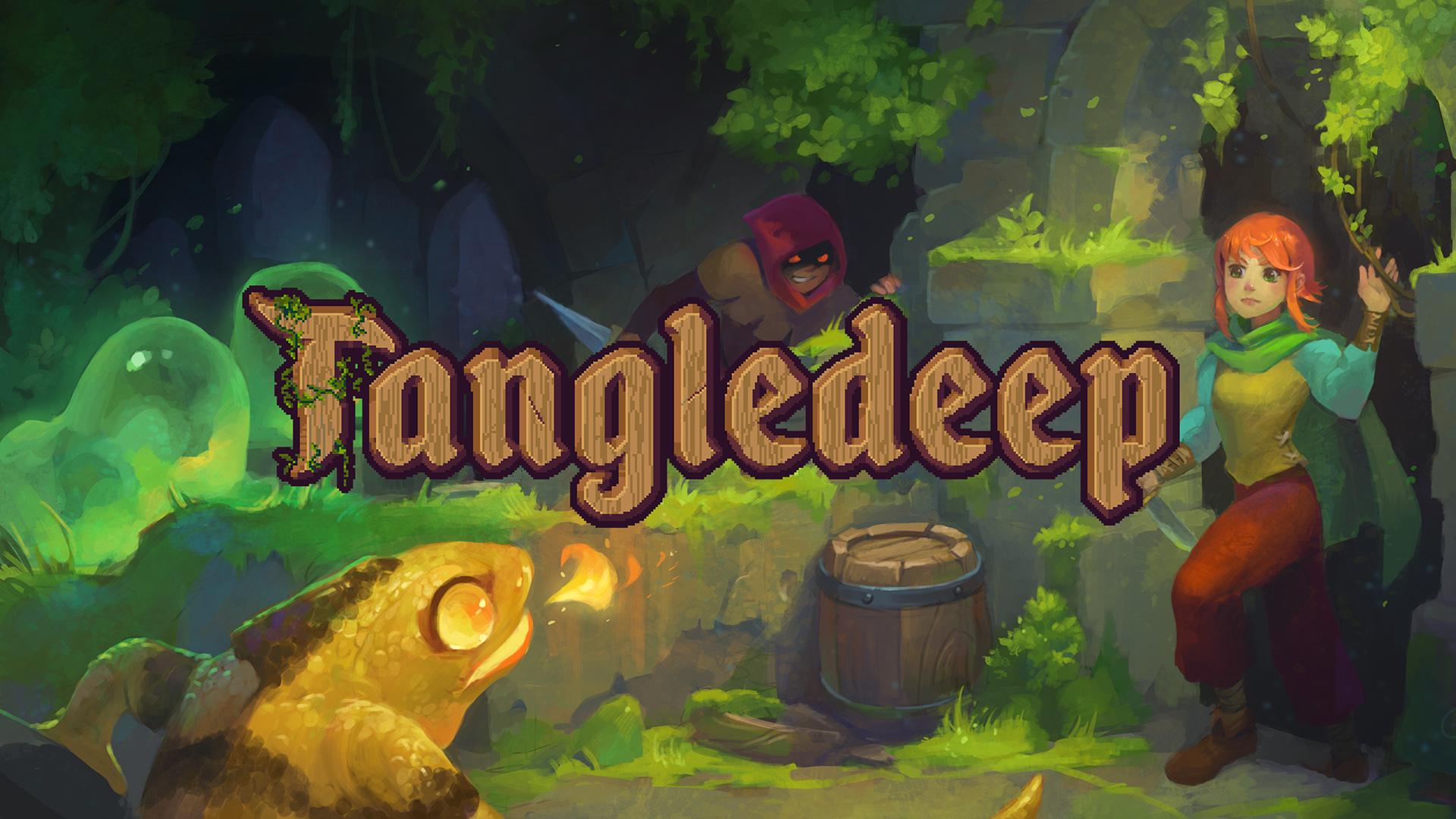 Nintendo Switch|ダウンロード購入|Tangledeep