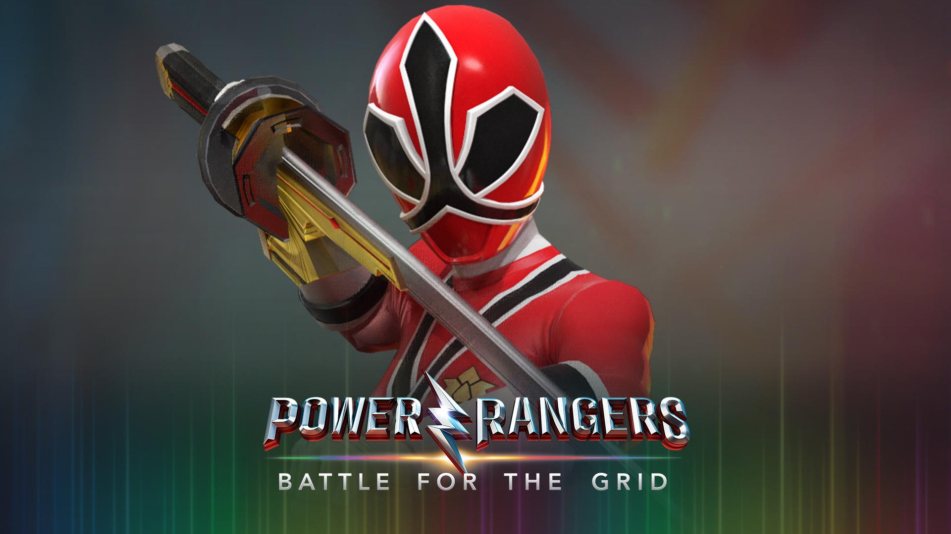 Lauren Shiba - Super Samurai Ranger Unlock