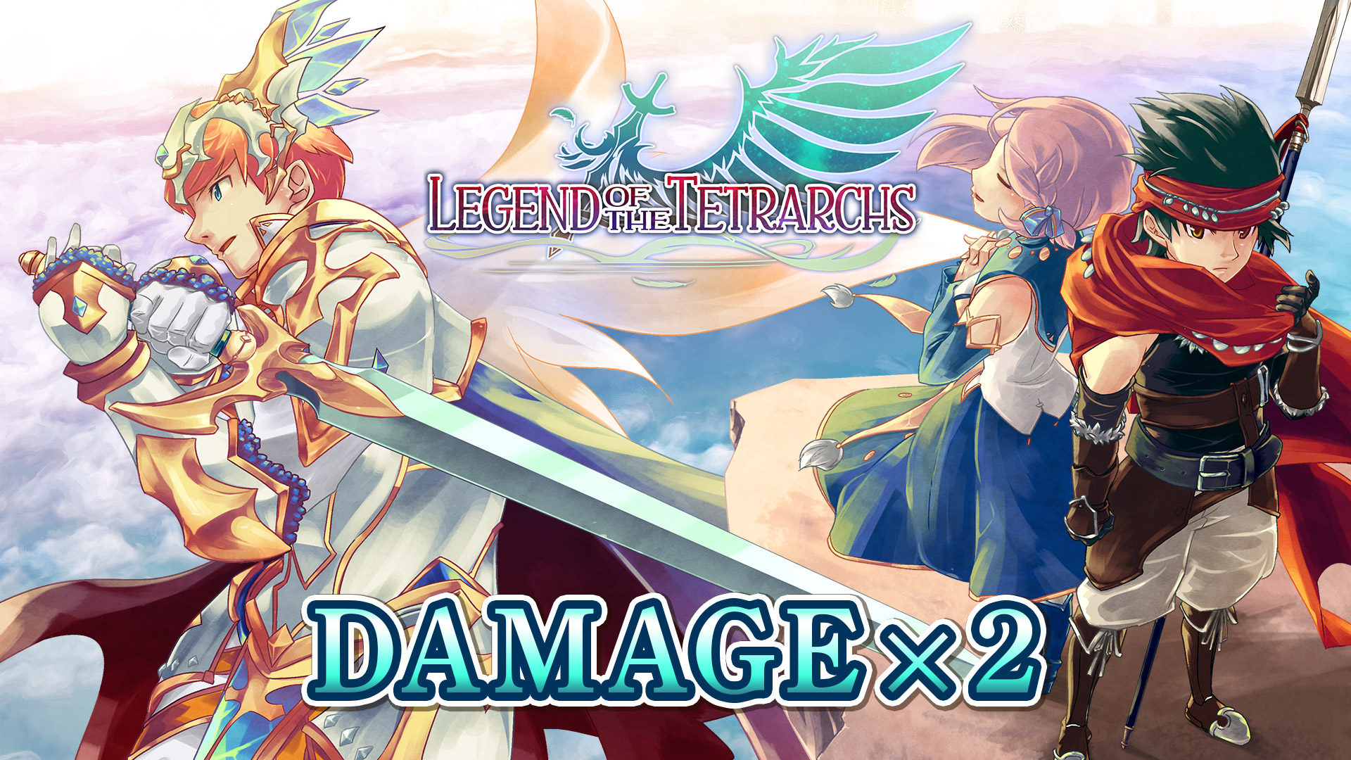 Damage x2 - Legend of the Tetrarchs