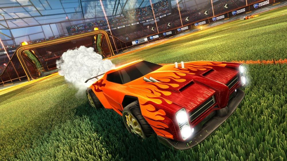 Rocket League® - Supersonic Fury DLC Pack/Rocket League