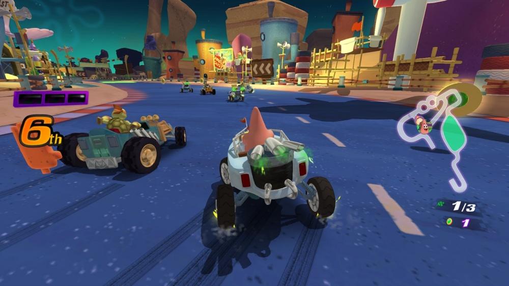 Nickelodeon Kart Racers/Nintendo Switch/eShop Download
