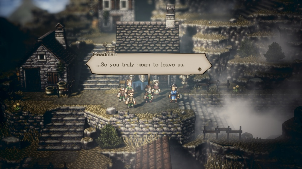 Octopath Traveler™/Nintendo Switch/eShop Download