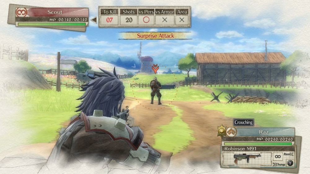 Valkyria Chronicles 4/Nintendo Switch/eShop Download