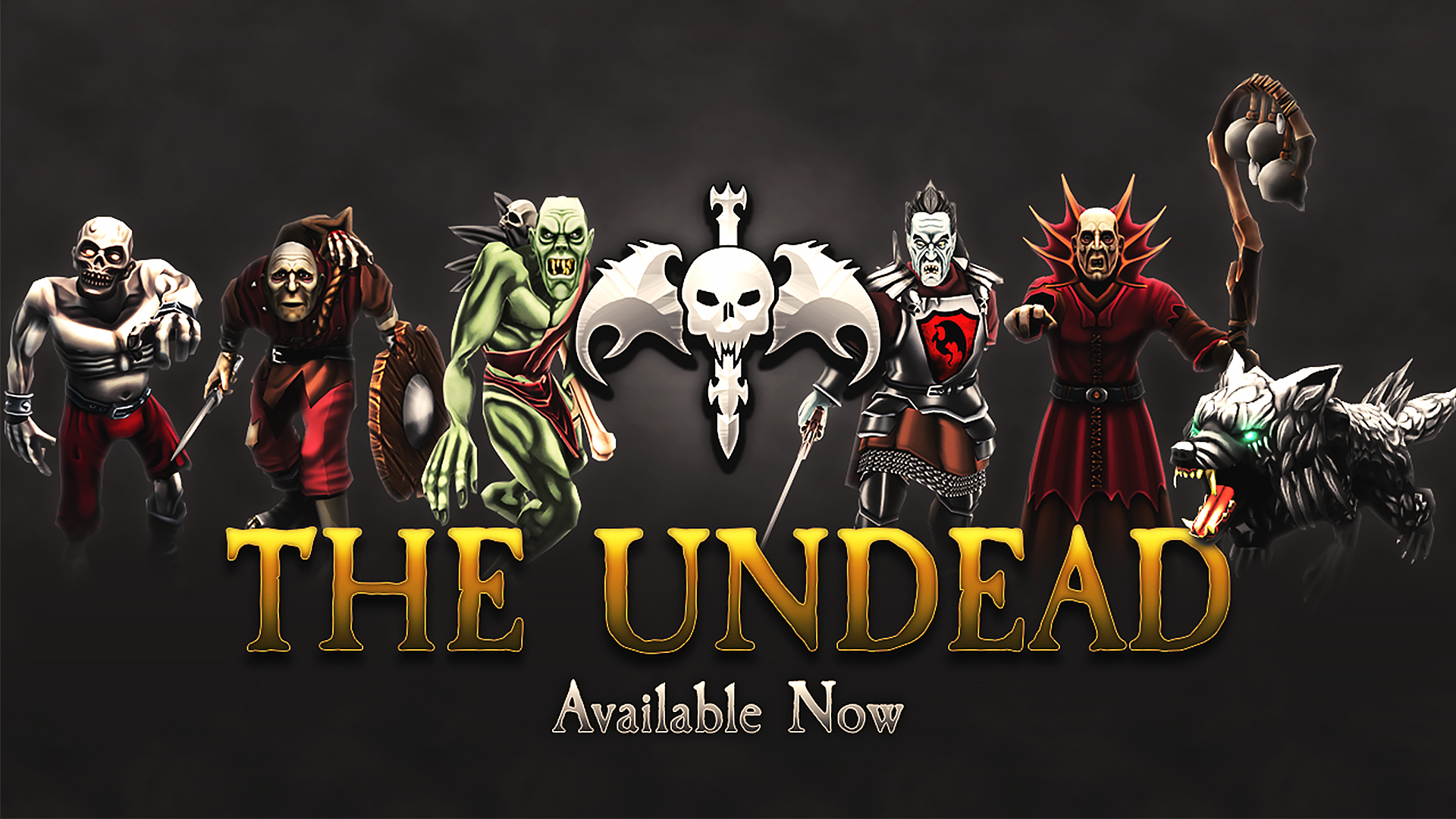 Undead Warband