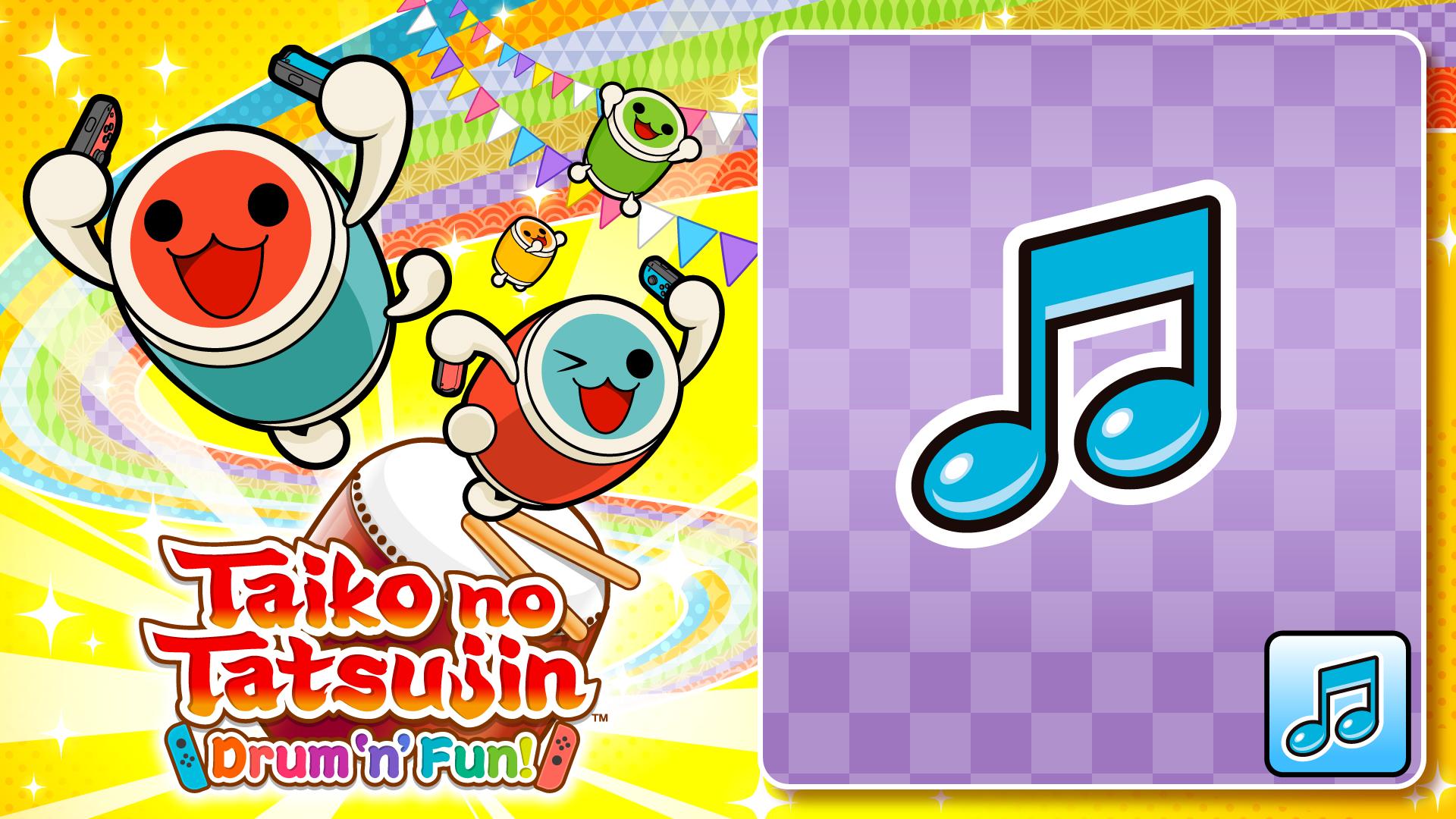 "Taiko no Tatsujin: Drum 'n' Fun! ""Over 1 Million Sold Celebration! I LOVE GAMES"" Pack"