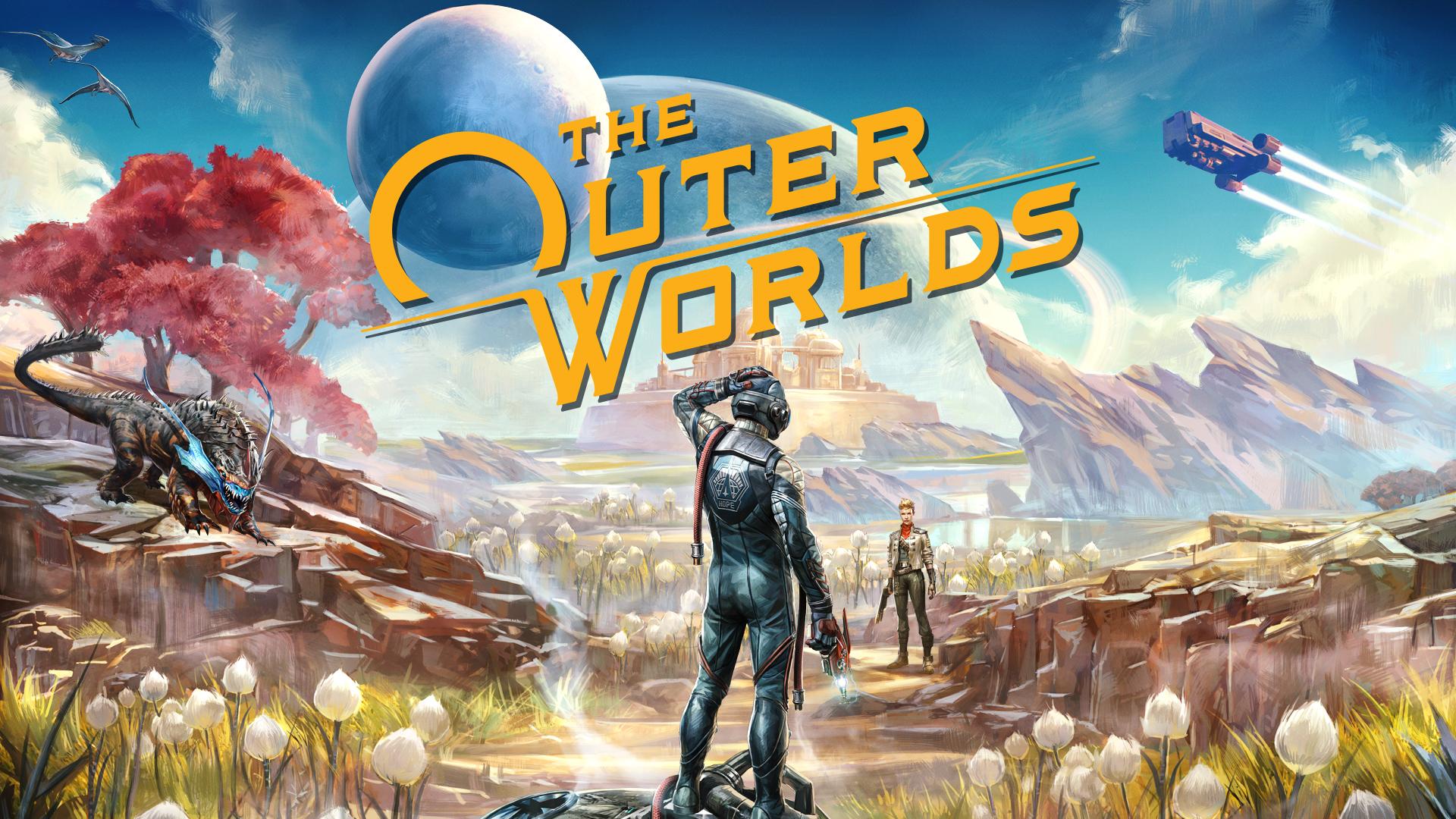 Nintendo Switch ダウンロード購入 アウター・ワールド (The Outer Worlds)