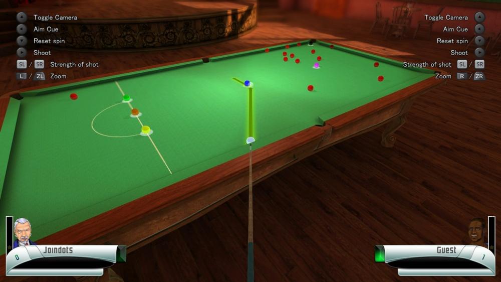 3D Billiards - Pool & Snooker/Nintendo Switch/eShop Download