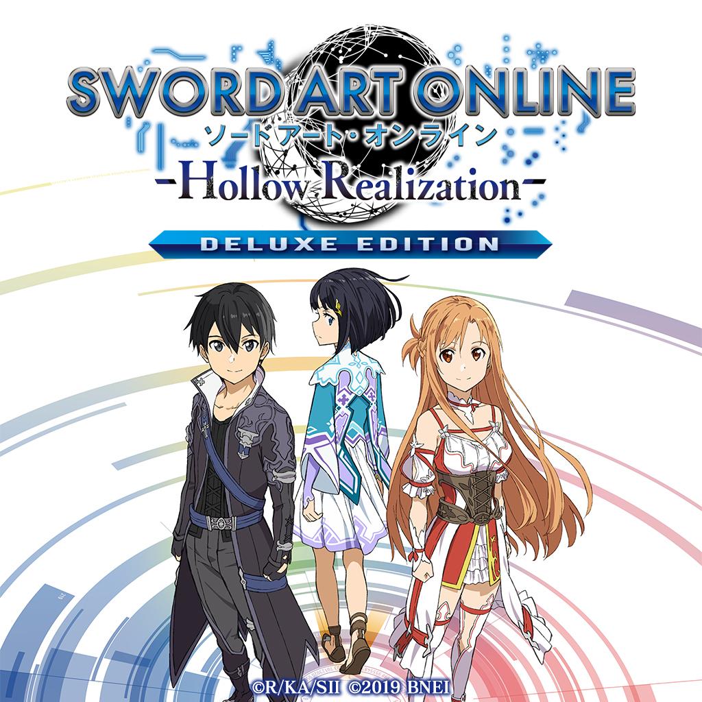 SWORD ART ONLINE: Hollow Realization Deluxe Edition/Nintendo Switch/eShop  Download