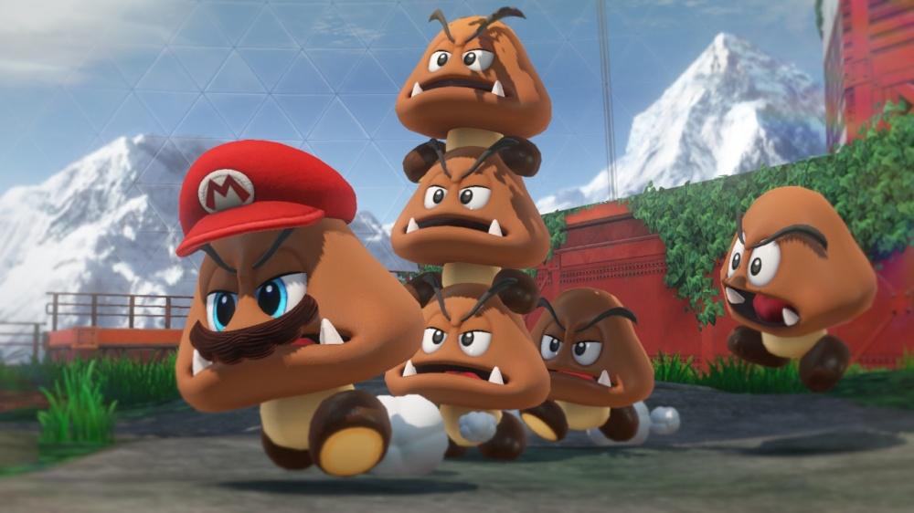 Super Mario Odyssey Nintendo Switch Eshop Download