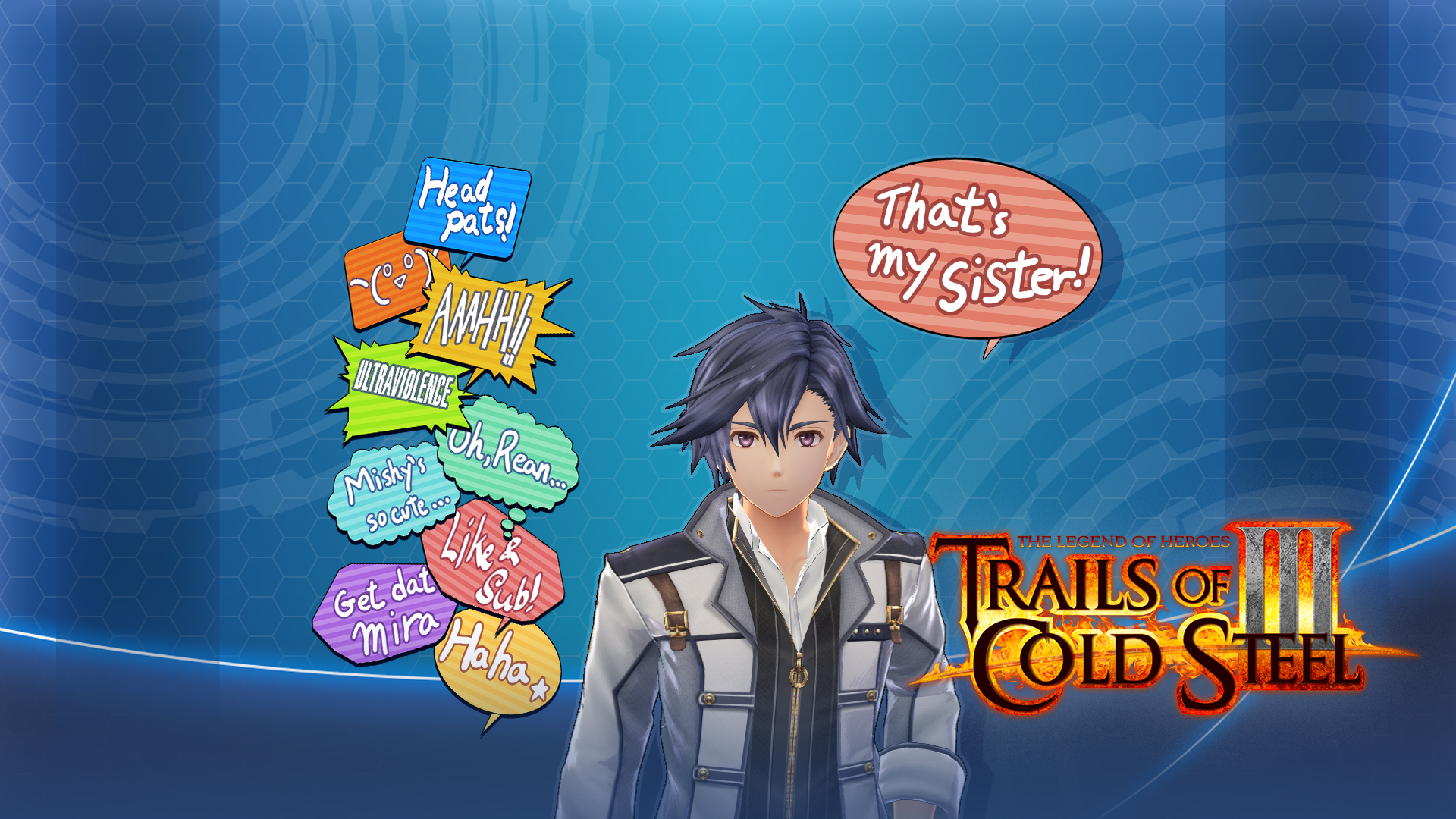 Trails of Cold Steel III: Self-Assertion Panels