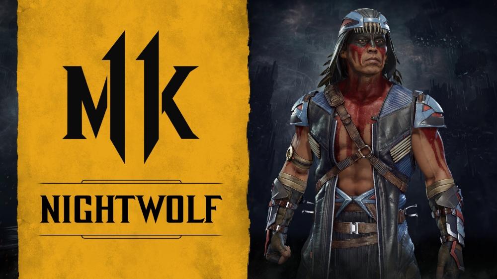 Nightwolf/Mortal Kombat 11/Nintendo Switch/Nintendo