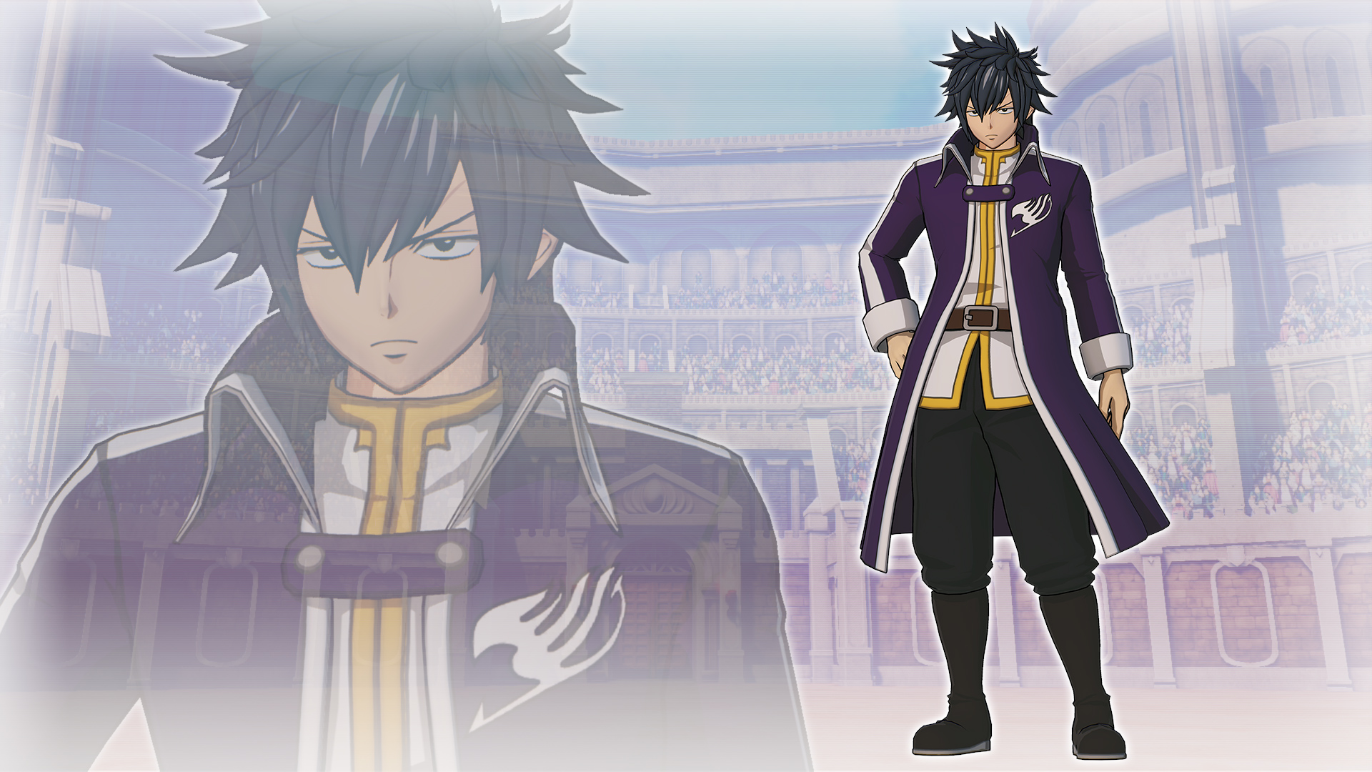 """Gray's Costume """"Fairy Tail Team A"""""""